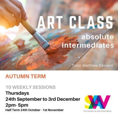Art Class Autumn