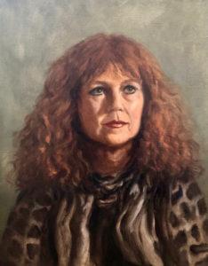 Hannah twine painting