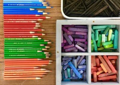 Absolute beginners Art Materials