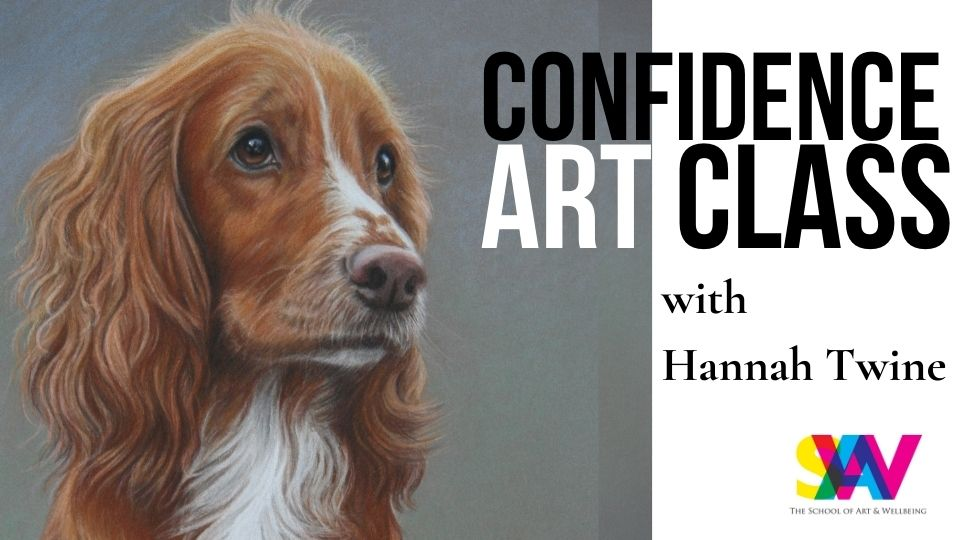 confidence art class
